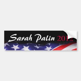 PALIN 2012 Campaign Bumper Sticker