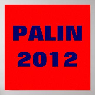 PALIN 2012 POSTER