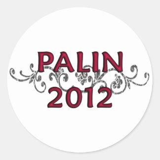 Palin 2012 Vine Sticker