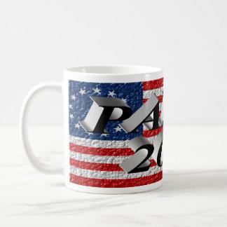PALIN 2016 Mug, Black 3D, Betsy Ross
