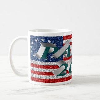 PALIN 2016 Mug, Blue-Green 3D, Betsy Ross