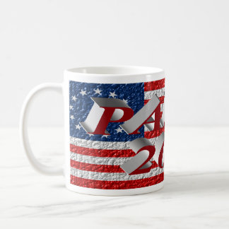 PALIN 2016 Mug, Red 3D, Betsy Ross