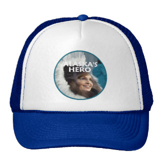 Palin ALASKA Hat