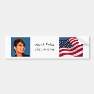 Palin Bumper Stickers