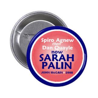 Palin Failed VPs Button