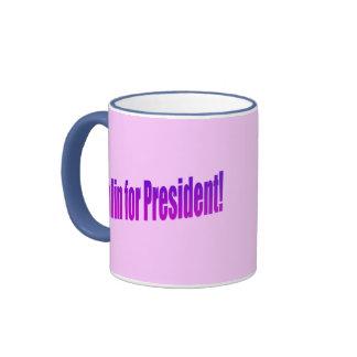 Palin for President! Coffee Mugs