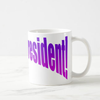 Palin for President! Mug