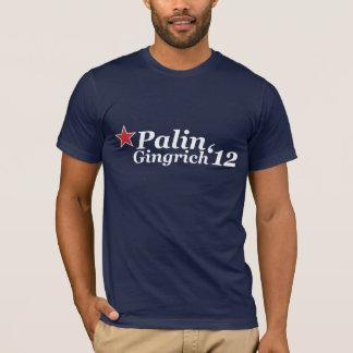 Palin Gingrich '12 T-Shirt