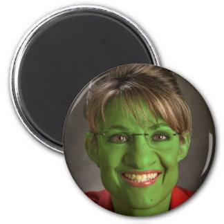 Palin Goblin 6 Cm Round Magnet