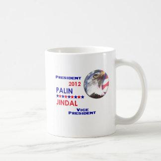 PALIN & JINDAL 2012 Mug