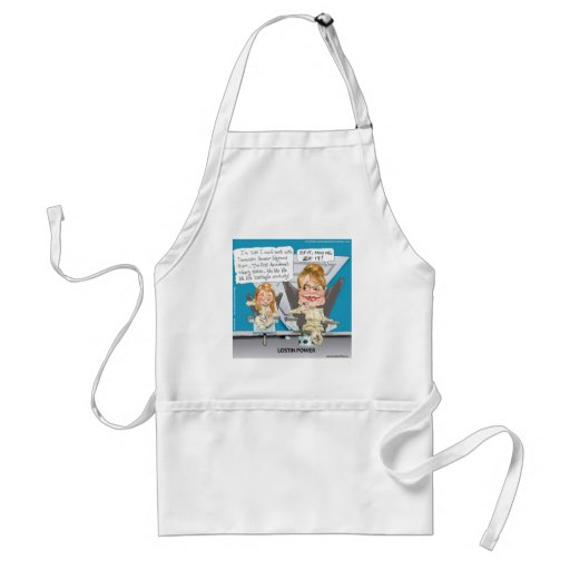 Palin & McDonnel Funny Gifts Tees & Collectibles Apron