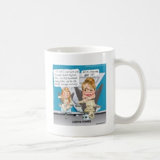 Palin & McDonnel Funny Gifts Tees & Collectibles Basic White Mug