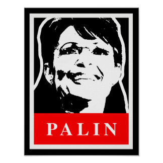 PALIN POSTER