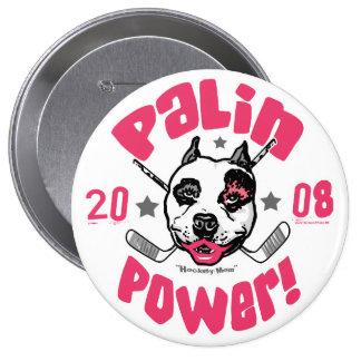 Palin Power 2008 Pin