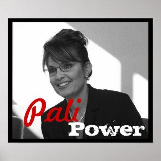 Palin Power Print