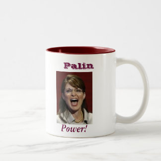 Palin Power! - Sarah Palin mug