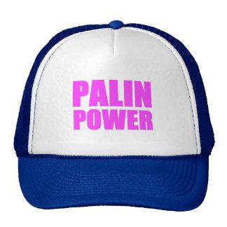 Palin Power, Sarah Palin Tshirts Hat