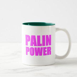 Palin Power, Sarah Palin Tshirts Coffee Mug