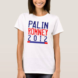 PALIN ROMNEY 2012 T-Shirt