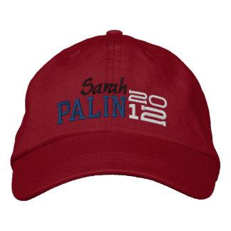 Palin Twenty Twelve 2012 Embroidered Hat