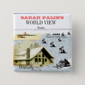 Palin World View Square Button