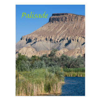 Palisade Postcard