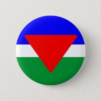 Palisra Flag 6 Cm Round Badge
