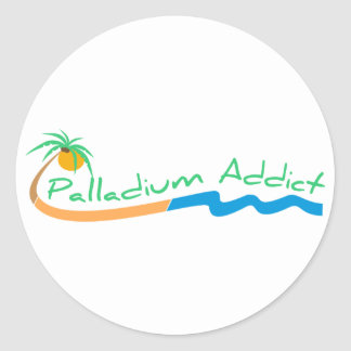Palladium Addict Stickers