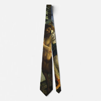 Pallas and the Centaur by Sandro Botticelli Tie
