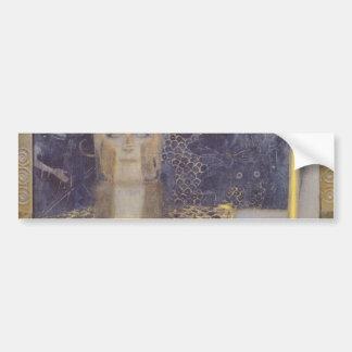 Pallas Athena Bumper Sticker