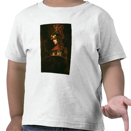 Pallas Athena or, Armoured Figure, 1664-65 Tee Shirts