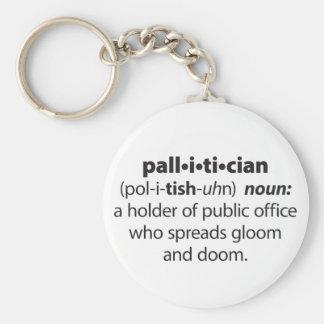Pallitician Key Chain