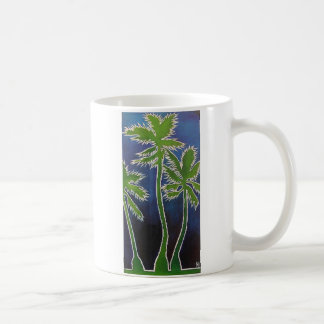 Palm 1 basic white mug