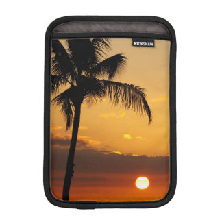 Palm against the Sun iPad Mini Sleeve