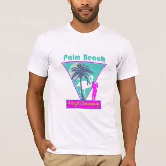 Palm Beach: A Tough Community T-Shirt