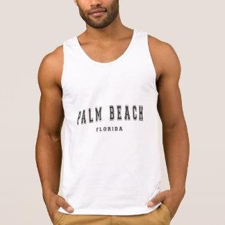Palm Beach Florida Singlet