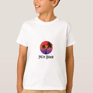 Palm Beach in Aruba. T-Shirt