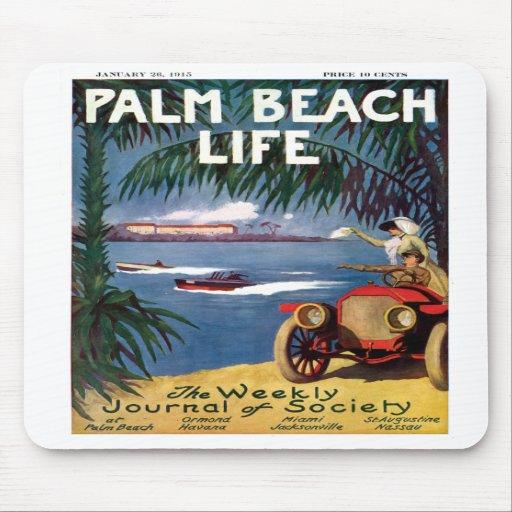 Palm Beach Life #19 mousepad