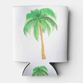 PALM BEACH PARTY ACCESSORY OR FAVOUR CAN COOLER