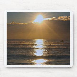 Palm Beach sunrise Mouse Pad