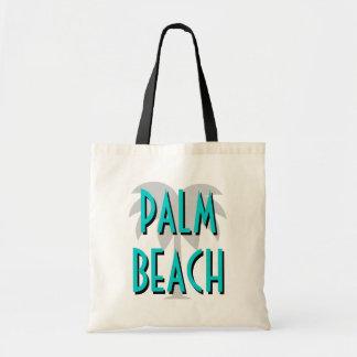 Palm Beach tote bag   Art deco style