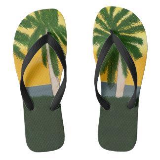 Palm breeze thongs