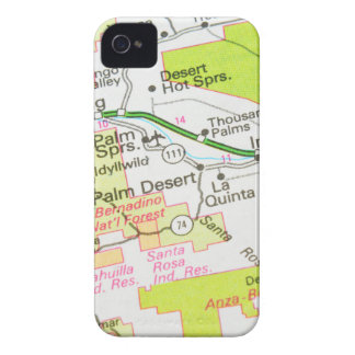 Palm Desert, California iPhone 4 Covers