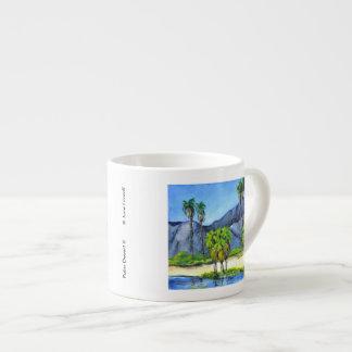Palm Desert II Espresso Mug