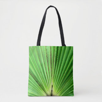 Palm Frond Tote