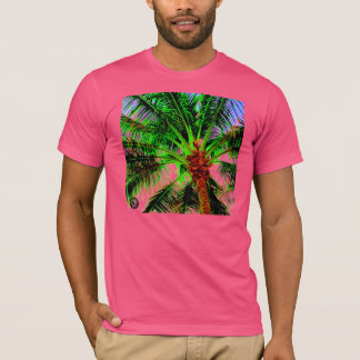 Palm Frondly Greetings T-Shirt