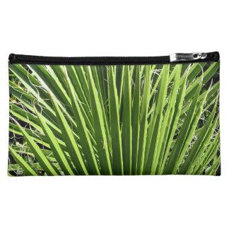 Palm Fronds Makeup Bag