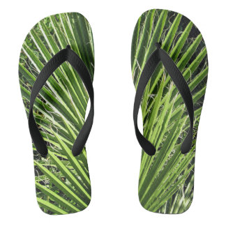 Palm Fronds Thongs