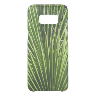 Palm Fronds Uncommon Samsung Galaxy S8 Case
