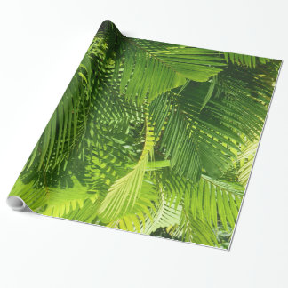 Palm Fronds Wrapping Paper